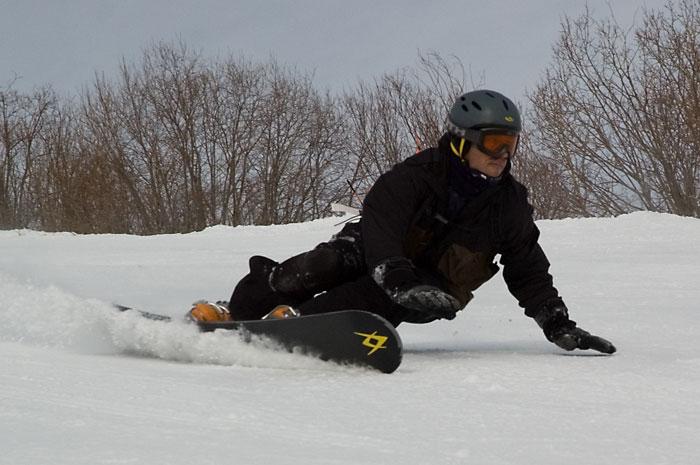 Heel side slippage snowboarding forum snowboard