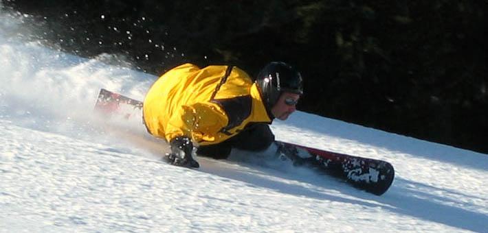 Resorts for alpine carving the carver s almanac